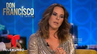 Don Francisco Te Invita   Kate del Castillo habla sobre el El Chapo Guzmán   Entretenimiento