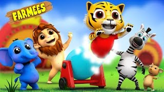 Eeny Meeny Miny Moe | Nursery Rhymes | Songs For Children | Baby Rhymes | Kids Videos