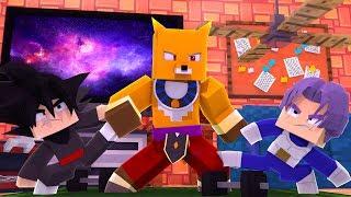 Minecraft: DRAGON BLOCK C - TREINAMENTO DO MAL ‹ Ine ›
