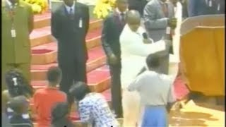Pastor SLAPS Woman IN CHURCH!!