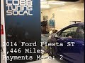 Download Video Download Project Car Fiesta ST Gets Cobb Stage 1! Before/After Dyno 3GP MP4 FLV