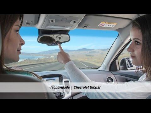 Tecnologia Chevrolet OnStar