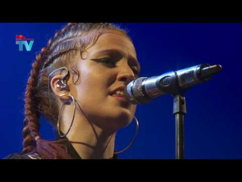 Jess Glynne - Take Me Home - live at Eden Sessions 2016