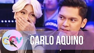 GGV: Carlo Aquino and Angelica Panganiban's past relationship