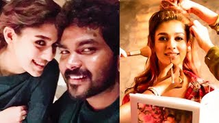 Nayanthara Exclusive Photo Shoot | Celebration with Vignesh ShivN | TK 618