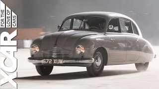 Industrial Espionage, Nazis And Air-Cooled Engines: The Tale Of Tatra - XCAR