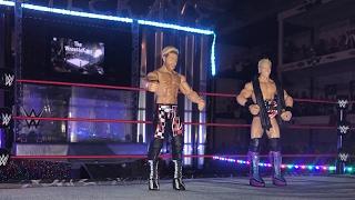 WWE Chris Jericho vs Sami Zayn U.S Title Match RAW 2-6-17