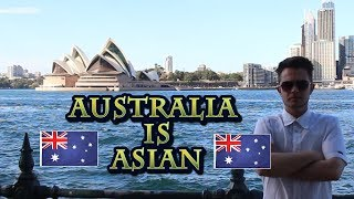Has AUSTRALIA Become ASIAN. . .NOW?