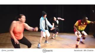 MO DIAKITE: SHOE SIZE by Bracket (african Zumba® fitness choreography)