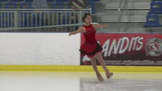 Alexandra Perez Freeskate IceVaultBasic2017-1st Place