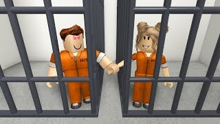 A CRIMINAL LOVE STORY - Roblox Adventures