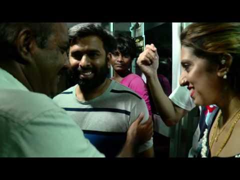 Kabali FirstDay First Show - Santhosh Narayanan , Pa. Ranjith and Other Crew at Kasi Theatre
