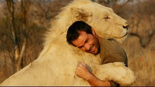 Unbelievable Friendship! wild animals showing love to humans - YouTube