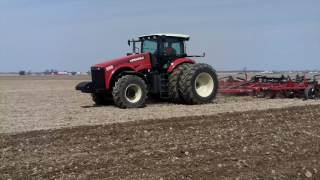 The New Versatile 360 MFWD Tractor