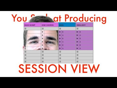 Xxx Mp4 You Suck At Producing 48 Using Ableton S Session View 3gp Sex