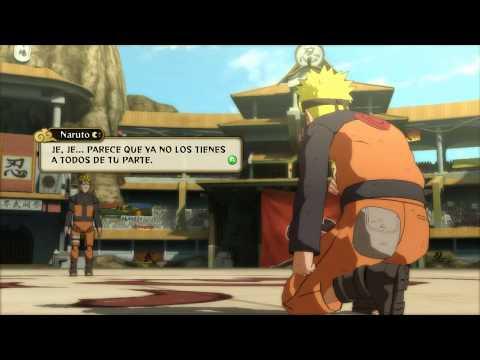 Naruto Ninja storm revolution - No HENTAI +18