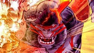 Supervillain Origins: Gorilla Grodd