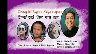Mahesh Sewa - New Song - Jindagilai Royera Maya Nagara