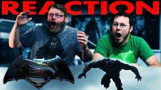 Batman v Superman: Dawn of Justice - Trailer 2 REACTION!!