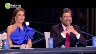 العروض المباشرة – ماجد المهندس – موَال اليوم، - أغنية السيَة - Arab Idol