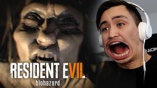 TÄÄ ON AHDISTAVAA! | Resident Evil 7 - Jakso 4