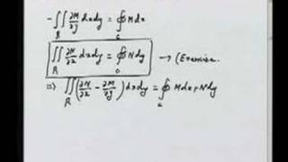 Lecture 30 - Green's Theorem