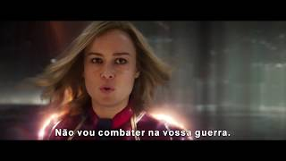 Marvel Studios' Captain Marvel - Trailer 2 - Oficial Marvel PT
