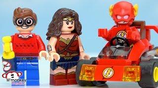LEGO DC Comics Super Heroes + LEGO Batman Movie Blind Bags!