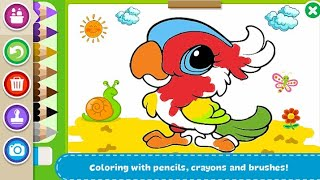 Best painting app for kids | Colouring Book | link in description | Tech Today