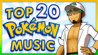 Top 20 Pokemon Sun & Moon Music Themes