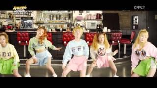 [HIT] 뮤비뱅크 스타더스트 -두근두근 뮤비 차트! K-POP 7. 20150401