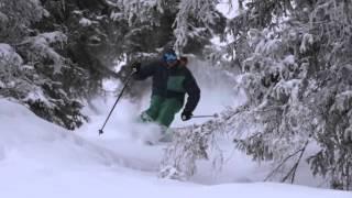 Skis Atomic Nomad Blackeye Ti 2016