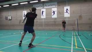 Badminton Trick Shots & Funny Shots