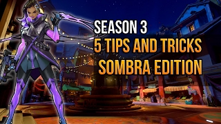 Overwatch - 5 Essential Sombra Tips & Tricks