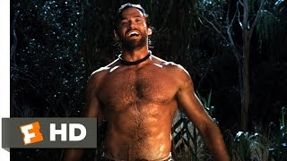Australia (1/5) Movie CLIP - We Like to Bunk Up Together (2008) HD