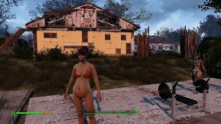 Fallout 4 Weight Gain (Beta plus sounds)
