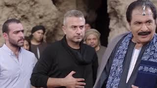 مسلسل سلسال الدم l اول زيارة من هارون لحمدان فى الجبل وطلب غريب من حمدان !!
