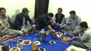 ARRANGED IFTAR AT OUR FATHER IN LAW'S HOUSE | CHALT VALLEY -  GILGIT BALTISTAN |