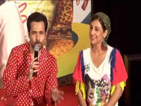 Vidya Balan And Emraan Hashmi Go Ghanchakkar