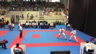 Pokorny Stefan (Austria) vs Muratov Assylbek (Kazakhstan)