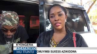 Omuyimbi Saxess aziikiddwa