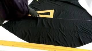 Comment raccourcir un jilbab