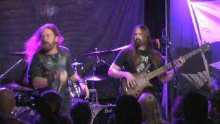 Flotsam and Jetsam at BackStory Events LIVE from Saint Vitus