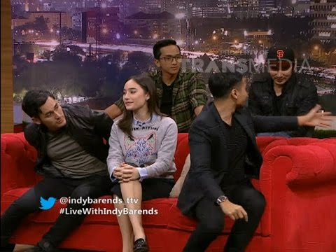 LIVE WITH INDY BARENDS - Pemain Film Negeri Van Oranye Part 2