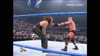 WWF SmackDown 11 1 01 Ston Cold Steve Austin VS Undertaker WWF Championship HD pt2