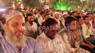 Imran Pratapgarhi in Jogeshwari, Mumbai Mushaira 1 January 2017 I Best Mushaira Ever