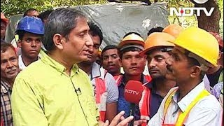 Railway Apprentices From Across the Country Protest at Jantar Mantar