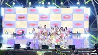 160516 아이오아이(I.O.I) - 엉덩이 @여의도 택시 게릴라 콘서트 전체 직캠/Fancam by -wA-
