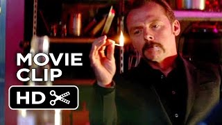 Kill Me Three Times Movie CLIP - She's Gone (2015) - Simon Pegg, Kriv Stenders Movie HD