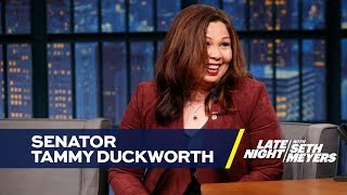 Senator Tammy Duckworth on How Trump Is Helping Write Kim Jong-un